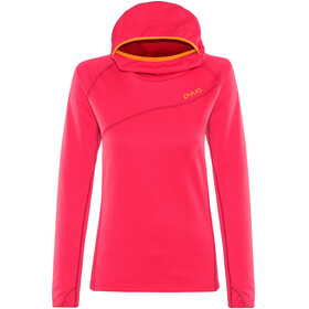 PYUA Albedo Midlayer Women red